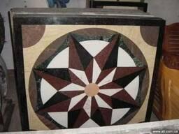 Мозаика розетки