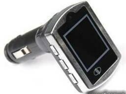 MP3/MP4 FM модулятор видео