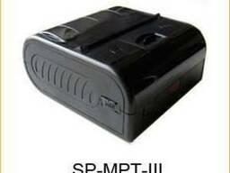 MPT III портативный чековый принтер bluetooth (ширина до 80