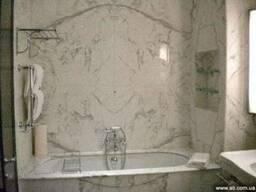 Мрамор белый Киев, Изделия из мрамора