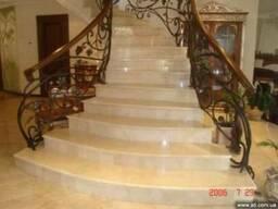 Мраморная лестница Ступени Мрамор
