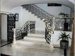 Мраморные лестницы Запорожье