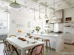 Мраморные столешницы для кухни и бара
