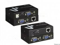 MT-100T VGA - Удлинитель VGA до 100 метров по одной Cat 5/6