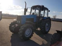 Трактор МТЗ 1221. 2 Беларус 2012