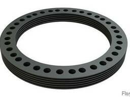 Резиновые уплотнительные кольца САМ 300 порезка по размерам
