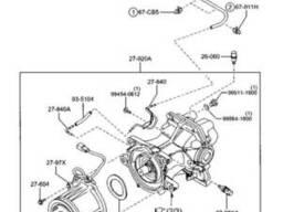 Муфта подключения моста Mazda CX-5 номер KE01-27-97X