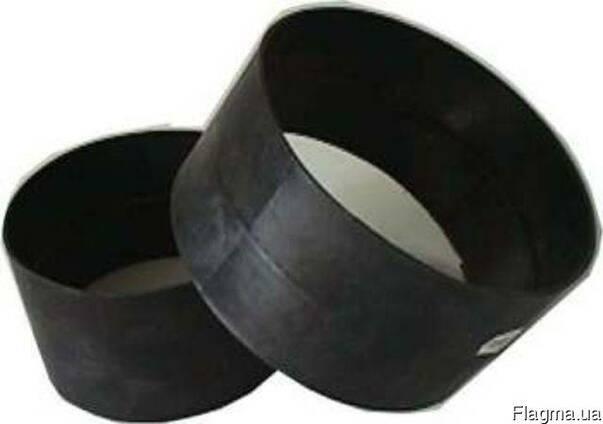 Муфта ПВХ для асбестовых труб диаметром 150 мм.
