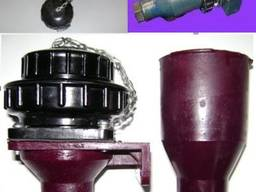 Муфта -роз'єм МР-2 (з'єднання кабельне штепсельне 3-полюсне 32А)