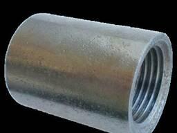 Муфта сталева ф100 L83