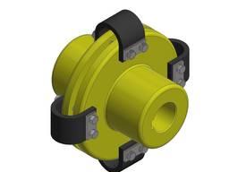 Муфта упругая лепестковая МУЛ (МЛ) – изготовление по чертежам заказчика по низким ценам