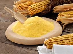 Мука кукурузная тонкого помола