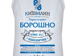 Мука пшеничная Киевмлын 50/25 кг