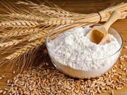 Мука пшеничная в/с оптом
