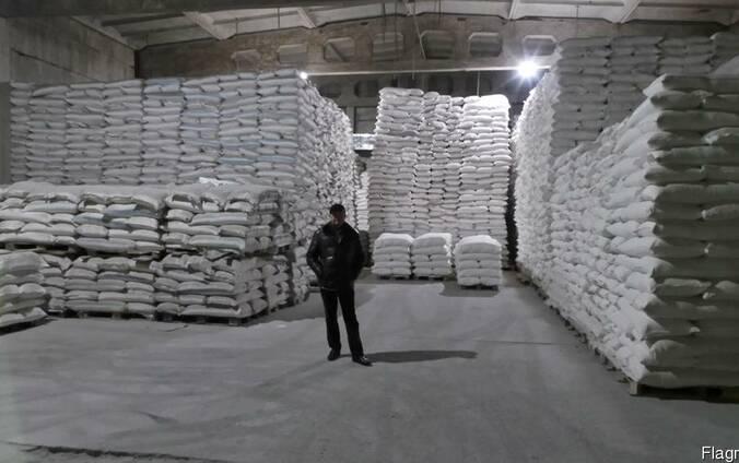 Мука пшеничная первый и высший сорт от производителя