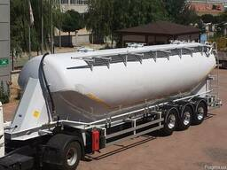 Муковоз алюминиевый Nursan trailer