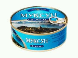 Муксун СК Фиш с/к 240 гр