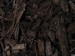 Мульча древесная