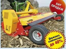 Измельчитель пожнивных остатков кукурузы, подсолнуха ПРР-280