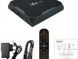 Мультимедийная смарт приставка X96 Max 4-32 SKL31-213598