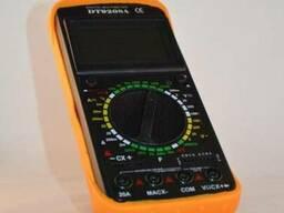 Мультиметр цифровой DT 9208A Термопара