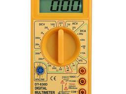 Мультиметр DT-830D, Q100