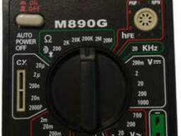 Мультиметр M-890G Импорт Ок