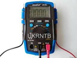 Мультиметр с авт. /руч. выбором диапазонов, True RMS, NCV