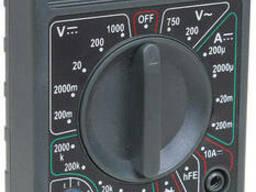 Мультиметр токоизмерительные клещи