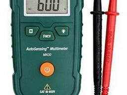 Мультиметр True RMS AutoSensing™ Extech MN30