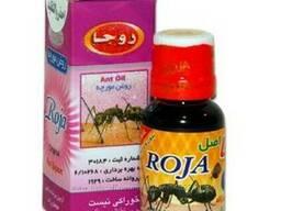Муравьиное масло для удаления волос Roja, 15мл, Иран Оригина