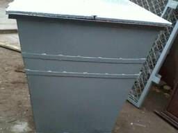 Мусорный контейнер 0,75 м3 з кришкой