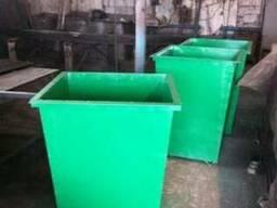 Мусорные баки, контейнеры ТБО, емкости для мусора Донецк