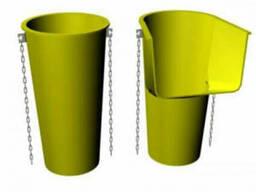 Мусоропровод, строительный рукав для мусора - фото 2