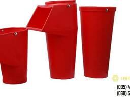 Мусоросброс , мусороспуск строительный , спуск для мусора