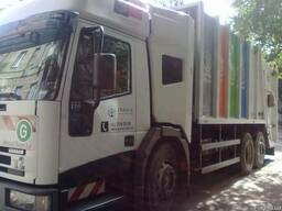 Мусоровоз Iveco Magirus EURO-Mover Cursor в аренду