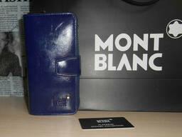 Мужкой Клатч кошелек барсетка органайзер MONT Blanc...