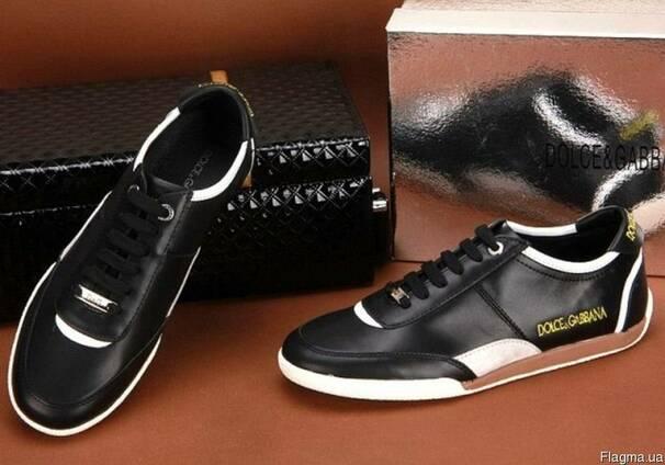 Мужская обувь Dolce   Gabbana ціна 19f59b78f315a