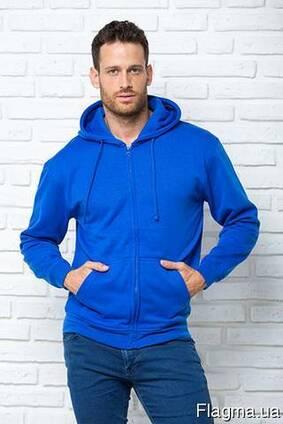 960a77b0 Мужская толстовка с капюшоном синяя цена, фото, где купить Одесса,  Flagma.ua #4636670