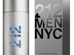Мужская туалетная вода Carolina Herrera 212 Men NYC 100 мл