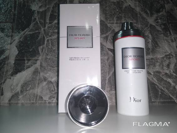 Мужская туалетная вода dior homme sport 100 мл christian dior