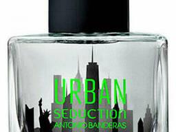 Мужская туалетная вода Seduction in Black urban Antonio. ..