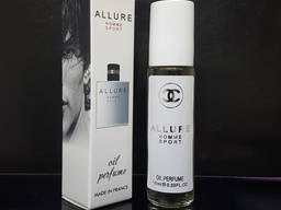 Мужские масляные духи chanel allure homme sport