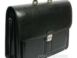 Мужские портфели, папки из кожзама и кожи купить Украина