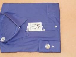 Мужские рубашки высокого качества от известных производителе - фото 3