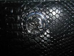 Мужской Кошелек клатч барсетка Stefano Ricci, кожа, Италия - фото 5
