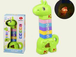 Муз. разв. игрушка BY600-1 (Green)