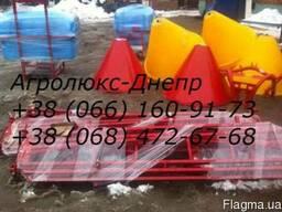 МВУ Пластик 500кг Разбрасыватель МВД 0,5Т