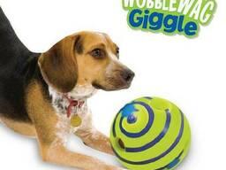 Мяч для собаки Wobble Wag - игрушка для собак