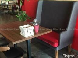 Мягкие диваны б/у для кафе ресторана, уютной кондитерской